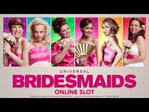 Bridesmaids Online Slot Game Promo Video