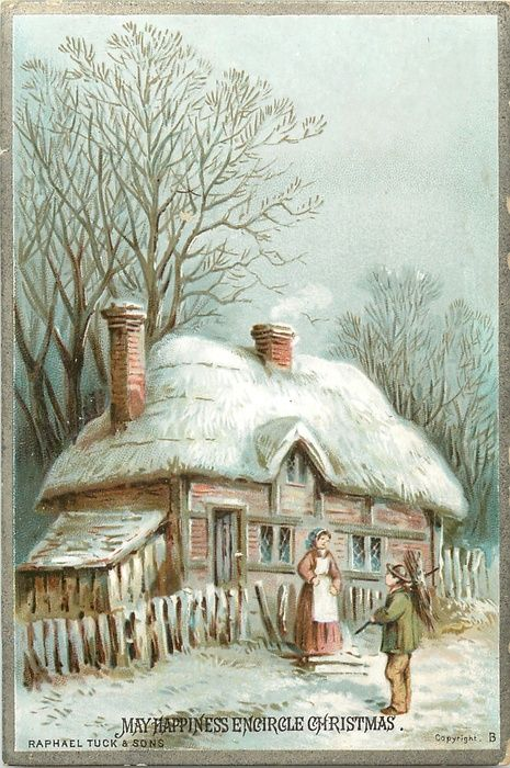 298 Best Vintage Christmas And Winter Pictures Images On