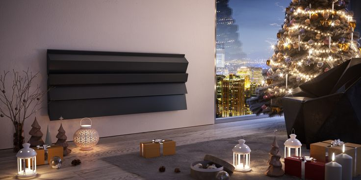 Il calore che crea la giusta atmosfera...Android Design Daniel Libeskind The right atmosphere for your Christmas...Android designed by Daniel Libeskind #antrax #libeskind #android #christmas #radiatori #radiators