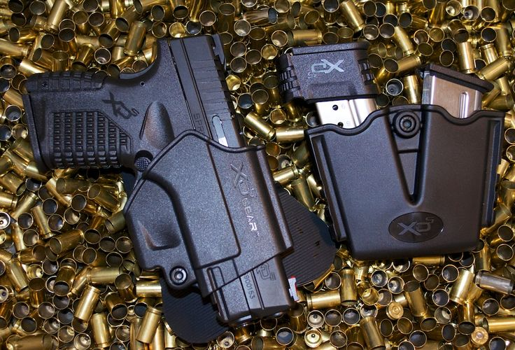 Springfield Armory XD-S 9mm