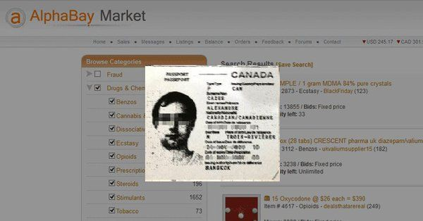 <p>After months of absconding, Alexandre Cazes was arrested on July 5, 2017. This Canadian who originated the AlphaBay site had taken refuge in Thailand to avoid the authorities, parties to his search. The young man is accused of being at the head of one of the most important platforms of […]</p>