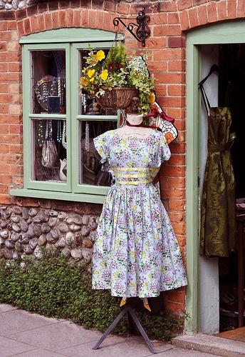 Vintage dress for sale in Holt, Norfolk