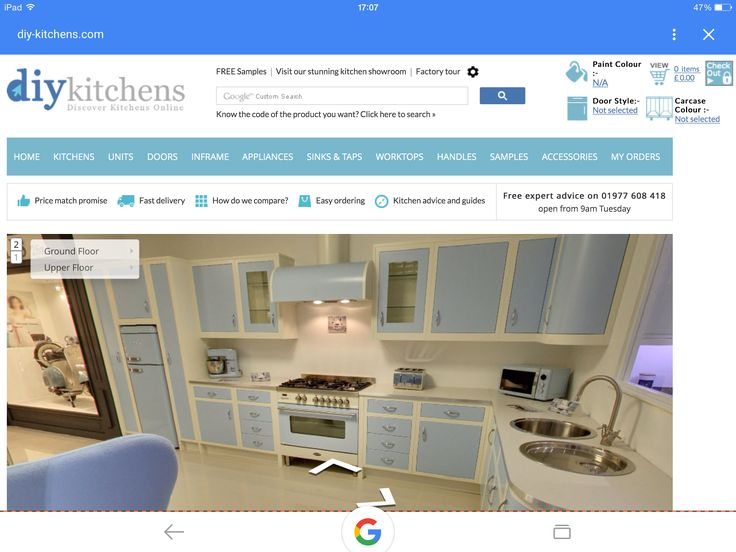 Diy Kitchens Uk