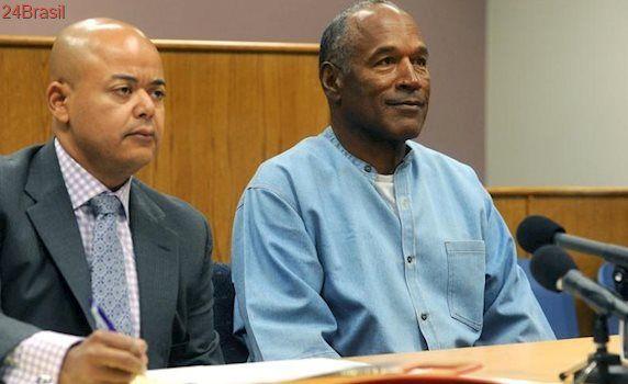 Ele deixará prisão em 1º de outubro: OJ Simpson recebe liberdade condicional após 9 anos de prisão