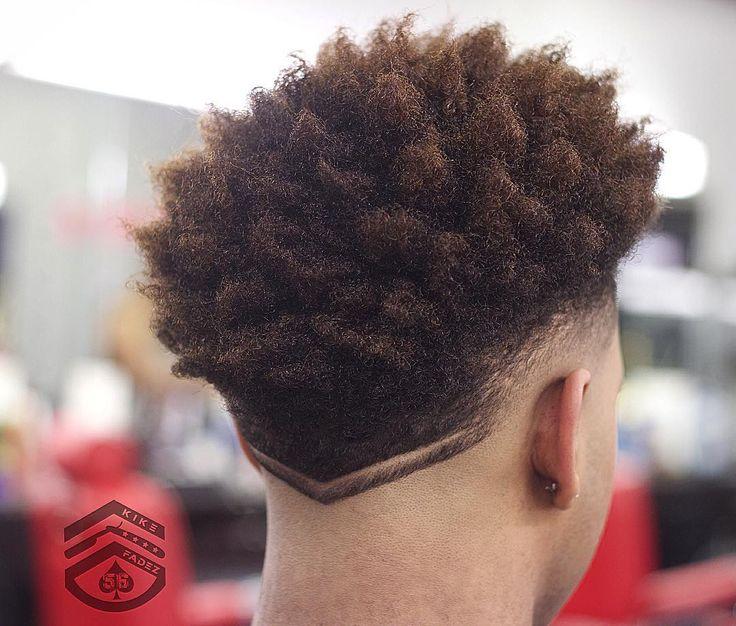 2016 2015 Afro Fade Hair Cuts Hair Styles Haircuts