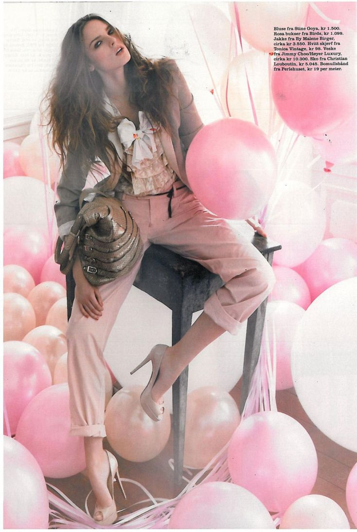 Beautiful Balloons & Charming Fashion!!