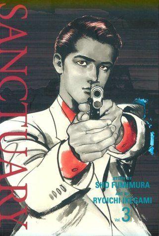 #Sanctuary (Vol.3) #manga