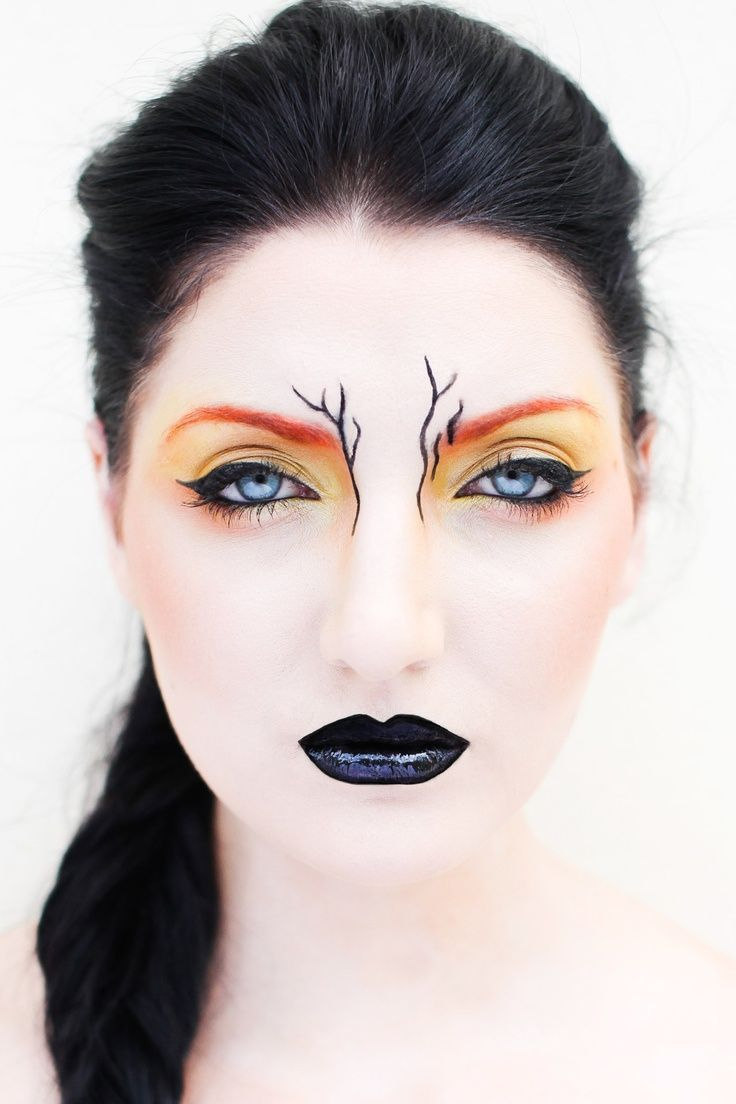 94 Best Crazy Makeup Ideas Images On Pinterest