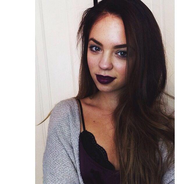 "Mac ""cyber"" lipstick"