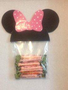 Bolsitas Golosineras :: Minnie Candy Bag Favor Wow! Eventos Boutique