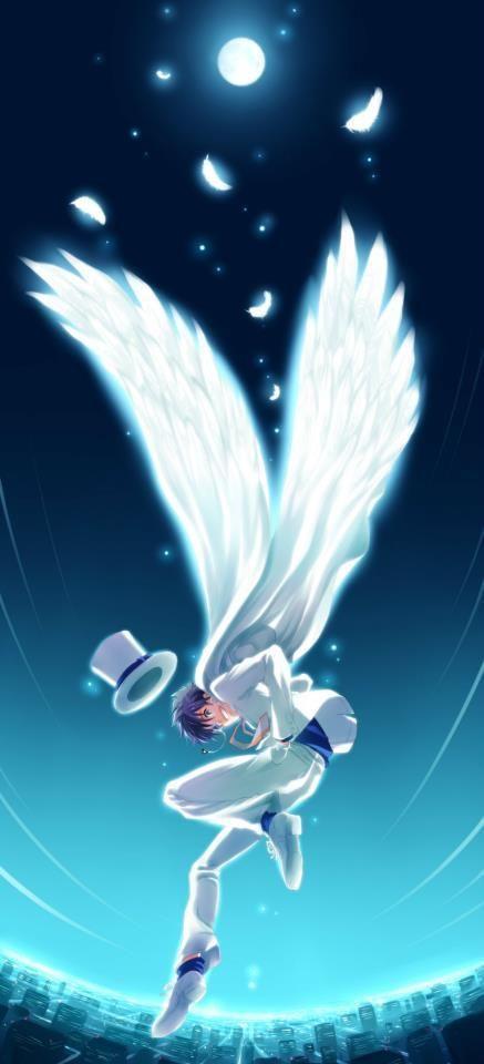 Magic Kaito Fan Art