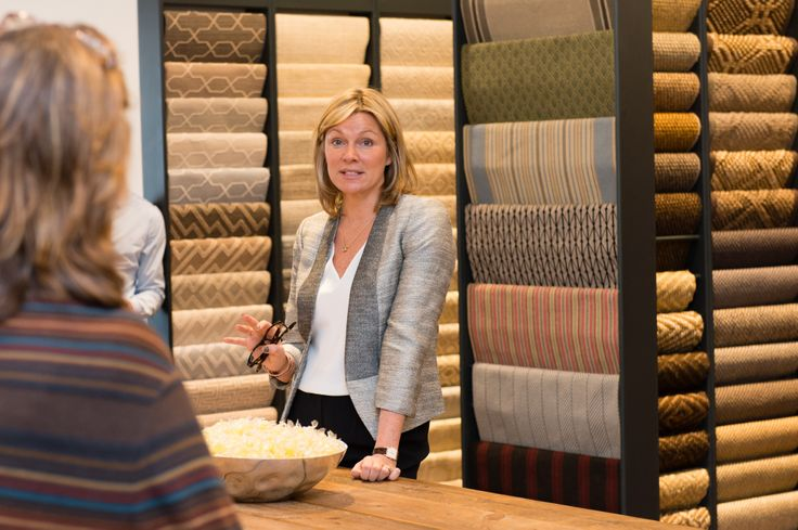 Susie Atkinson At Tim Page Carpets London Design Week