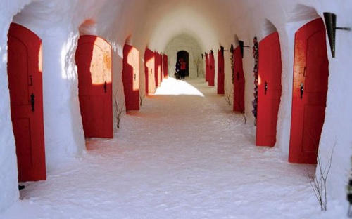 Finland Snow Hotel