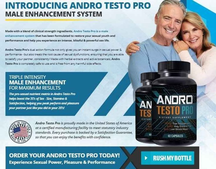 Pin on Andro Testo Pro - Best Pills For Increase Testosterone Level!