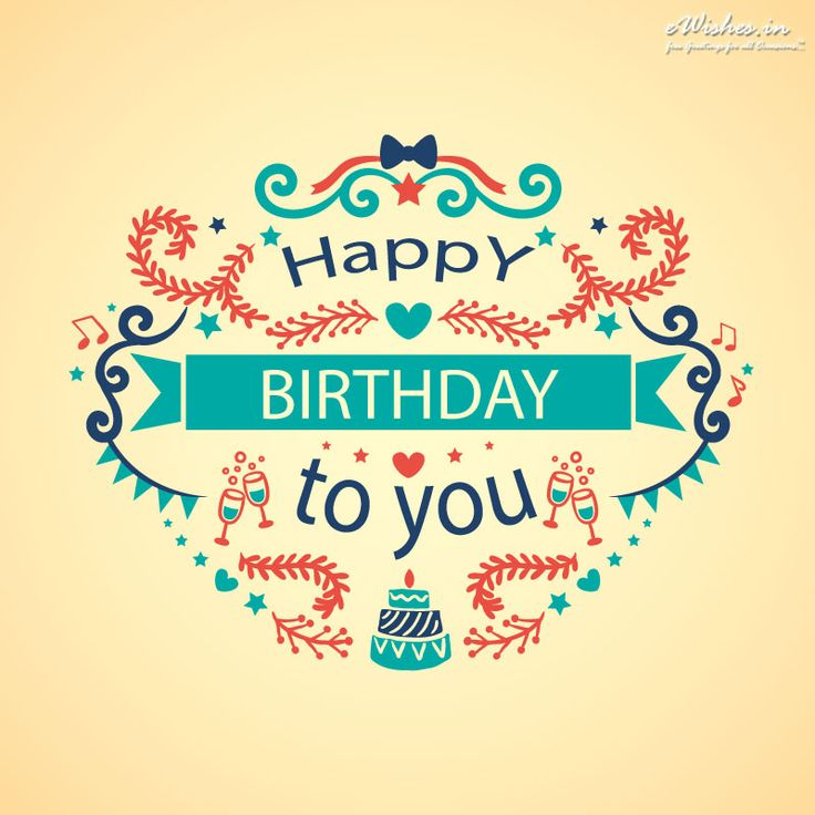Have a wonderful, happy, healthy birthday now and forever. http://ewishes.in/