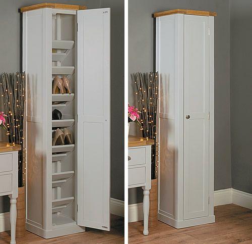 grey shoe storage cupboard tall chadwick laundry mud. Black Bedroom Furniture Sets. Home Design Ideas