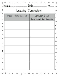 Worksheets Drawing Conclusions Worksheets 5th Grade 1000 ideas about drawing conclusions on pinterest inference this worksheet can be used to help students draw and ensure they are using details