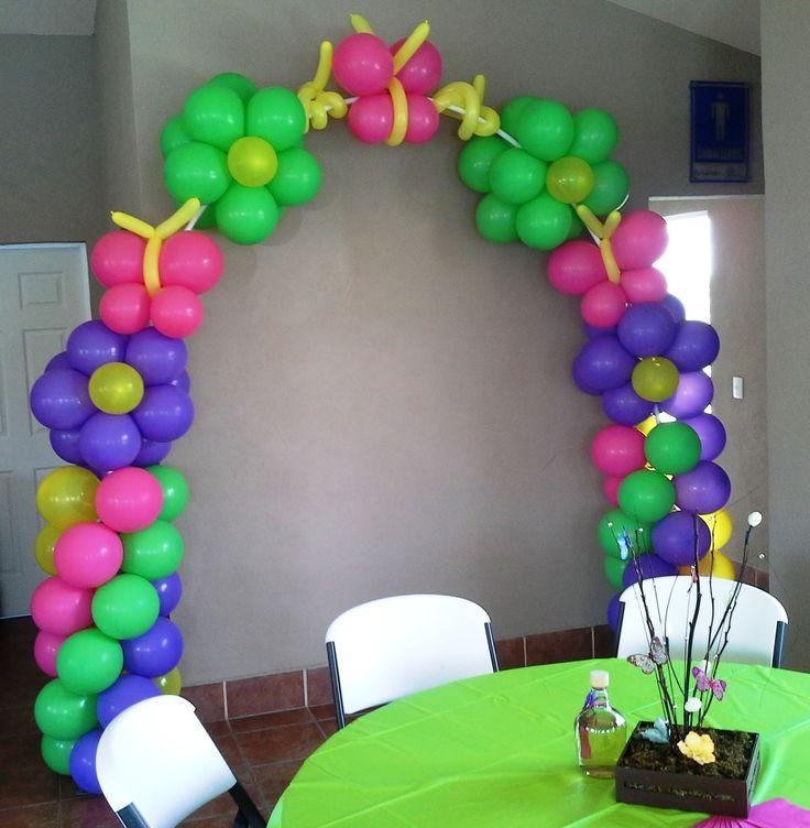 Theme Parties Butterflies 10 best Fiesta Temtica