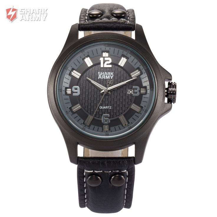 SHARK ARMY Military Watch Army Collection Avenger Series Model SAW142 Quartz Wrist Watches //Price: $35.98 & FREE Shipping //         #SharkSportWatch