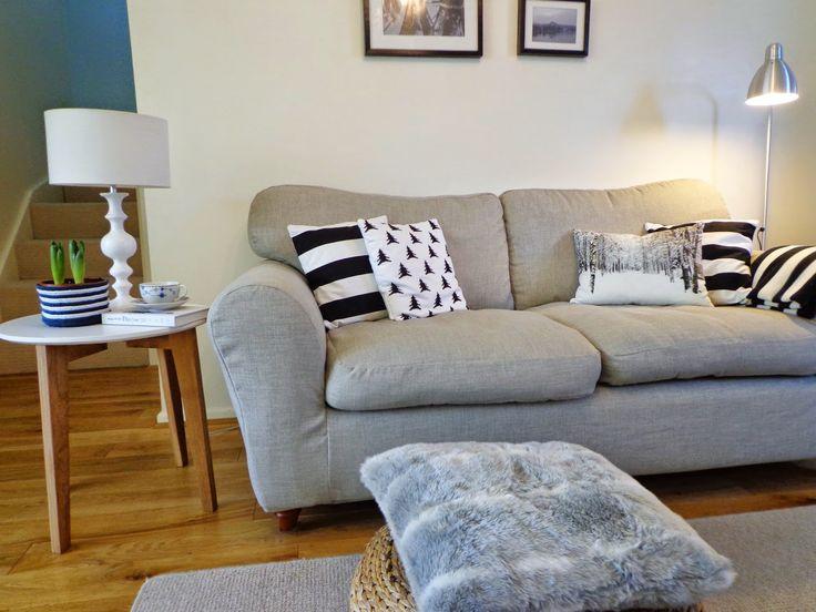 New sofa cover