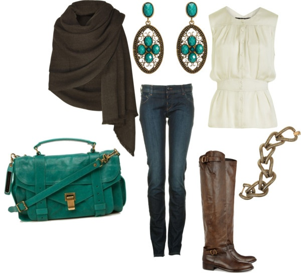 """""""Fall in Texas"""" by amysuzyq ❤ liked on Polyvore"""