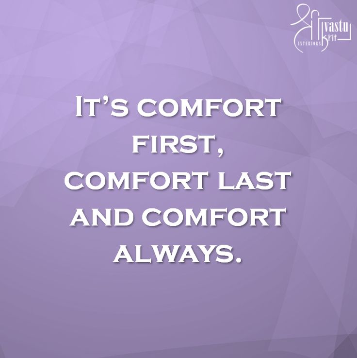 It's comfort first, comfort last and comfort always. If you want your home to be designed beautifully but comfort oriented contact #ShriVastuKrit as we are specialized in it.  Call us at 0731- 4002799 #InteriorDesigner #VastuConsultant