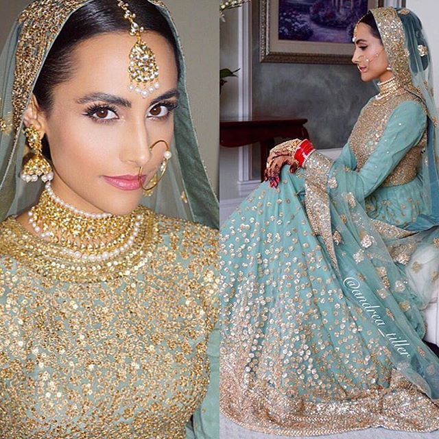 WEBSTA @ princessstudio_ - One of my favourite bridal looks of the year by one of my favourite Muas🙌🏻💙 #Repost @sabyasachiofficial・・・#Sabyasachi #HeritageBridal #RealBride Neelam in #Canada #TheSabyasachiBride @bridesofsabyasachi #HandCraftedInIndia #IndianBridesAroundTheWorld #IncredibleIndianWeddings #TheWorldOfSabyasachi @yourfacemyartinc @andrea_tiller @canada