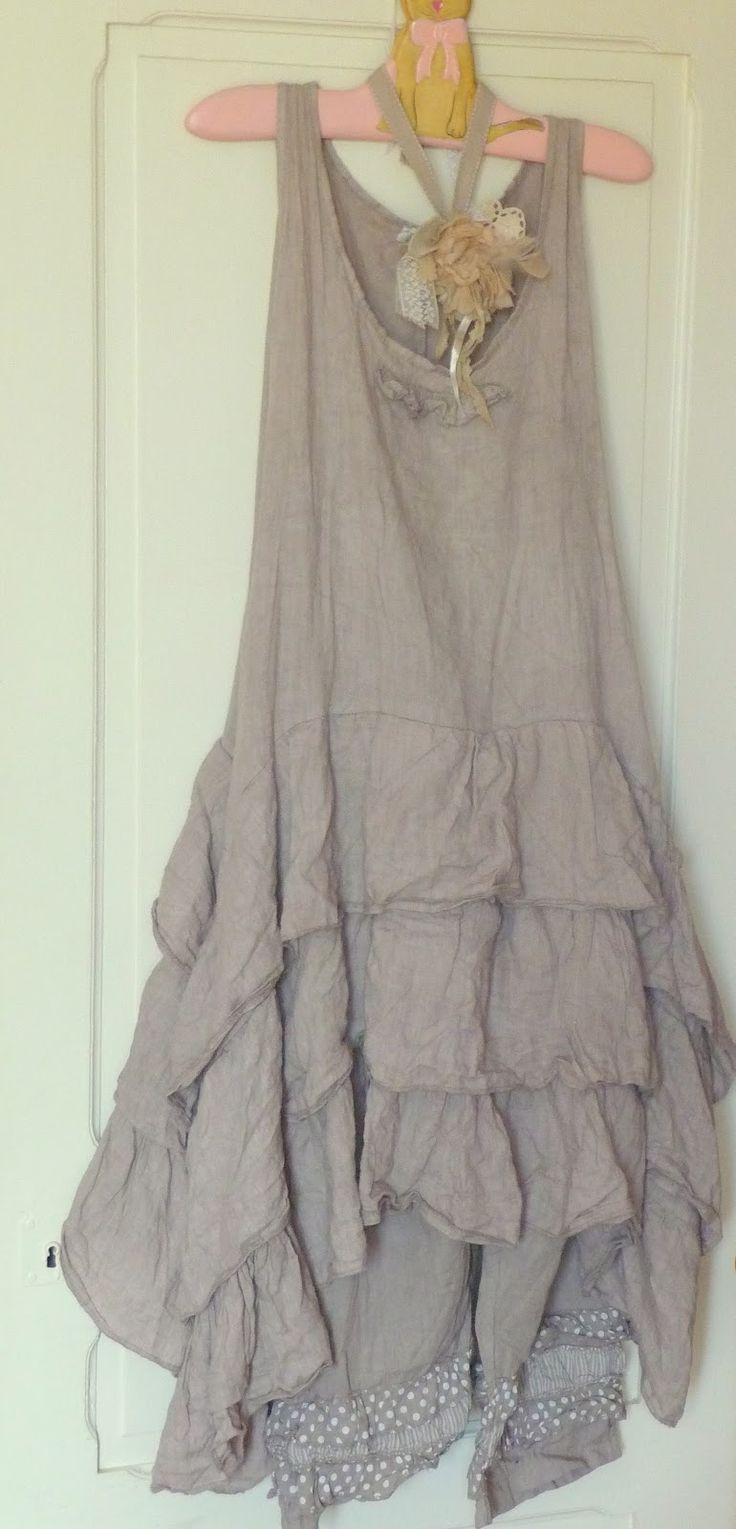 Kleid im lagenlook promod