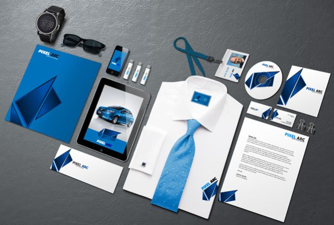 design Stunning Stationary Package with Unlimited Revision by sayed16