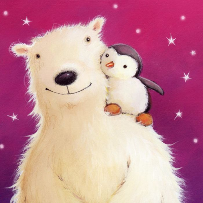 Alison Edgson - bear and penguin 1.jpg
