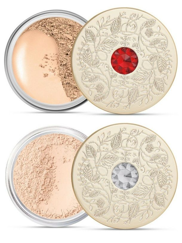 Bare Minerals Foundation and Mineral Veil Collector's Edition for Holiday 2015
