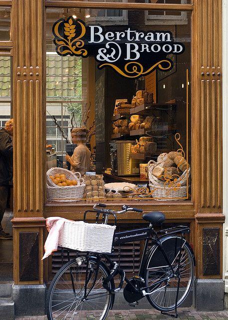 Bertram & Brood - Amsterdam, #Netherlands