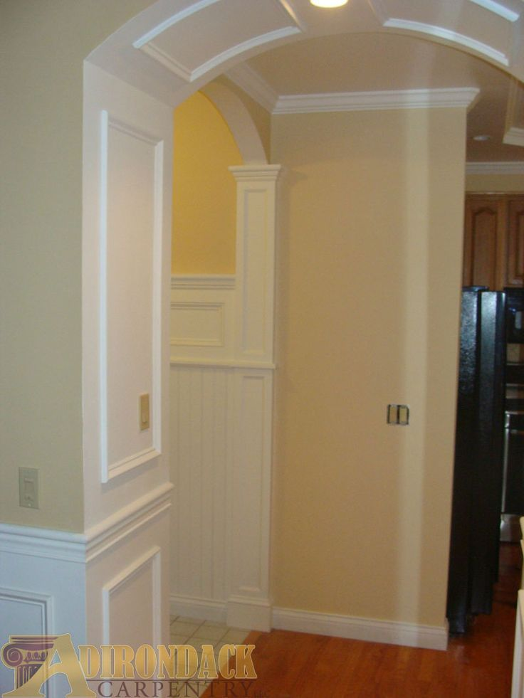 Trim Carpentry Wainscoting Amp Trim Adirondack Carpentry