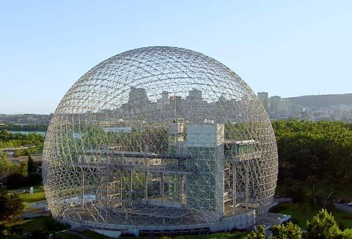 Montreal Pictures: Montreal Biosphere