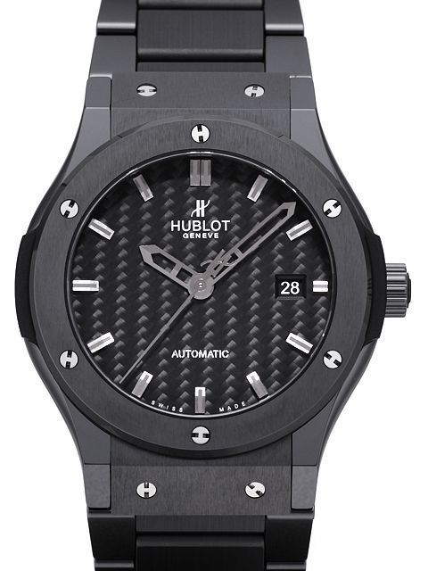 Hublot Classic Fusion 542.CM.1770.CM Black Magic Bracelet 42mm