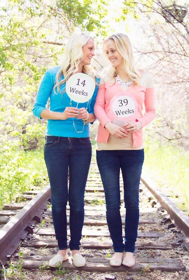 Sister's Maternity // Serene Photography