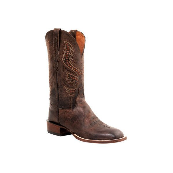 Men's Lucchese Bootmaker Judd W Toe Spur Ledge Horseman Boot ($379) ❤ liked on Polyvore featuring men's fashion, men's shoes, men's boots, men's work boots, casual, work boots, mens western work boots, mens boots, mens western cowboy boots and mens leather work boots