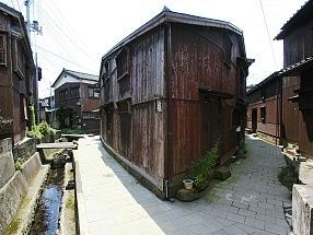 Sado Island Travel: Ogi Town