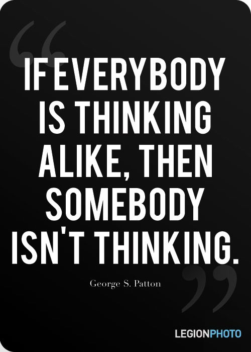 Quote by George S. Patton #military #inspiration #quote