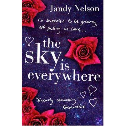 6/10: The Sky is Everywhere - Jandy Nelson