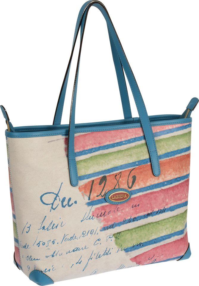 Modello Olivia collezione Aeris-Monza versione azzurro #Labiena1856