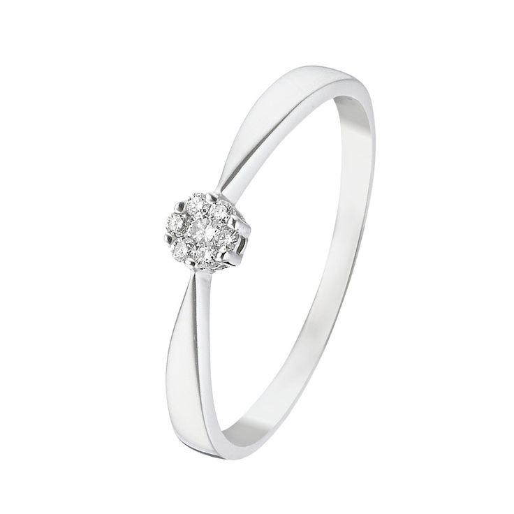 CHRIST Diamonds Damenring 60058903