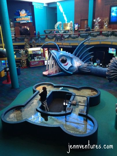 Ripley's Aquarium - Myrtle Beach, SC - Kid friendly activity reviews - Trekaroo