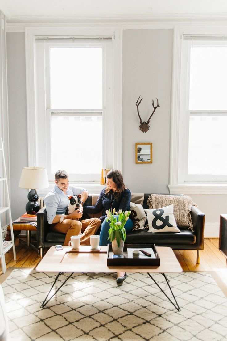 Photography : Love by Serena Read More on SMP: http://www.stylemepretty.com/living/2014/03/12/caitlin-creative-home-tour/