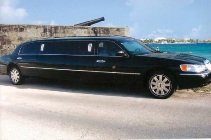 Roundtrip Nassau Airport Luxury Transfer Travel in style and comfort to your Nassau hotel in a limousine. Plan ahead and pre-book your luxury airport transfer here!Upon your arrival at Nassau International Airport, your experienced and friendly driver will meet you with a personalized sign. Sit back and relax as you are transported in comfort and style to your hotel or villa. On your return trip, the vehicle will pick you up at your hotel or villa and will ensure that you arri...