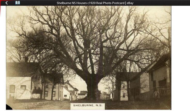 Shelburne, NS 1920