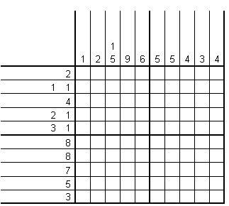 Nie tylko Sudoku #1