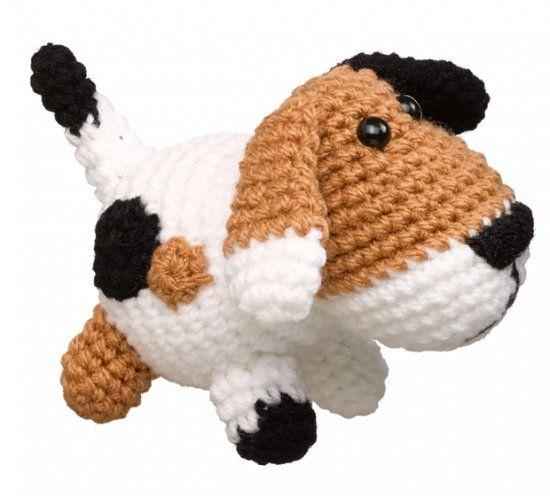 Häkelmuster Hund Häkeln So Gehts Crochet Palitos Telar