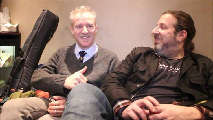 Spin Doctors | Interview | Chris Barron & Aaron Comess | 25th Feb 2014 |...