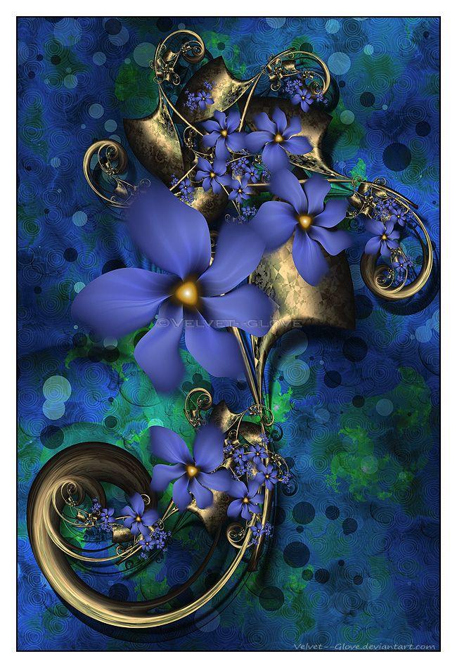 Blue Velvet by Velvet--Glove on deviantART